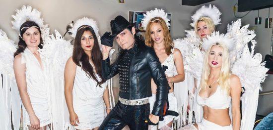 Cory Feldman and the Angels