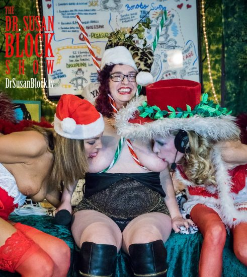 Double XXXmas Eve Eve Bonoboville Communion. Photo: Jux Lii