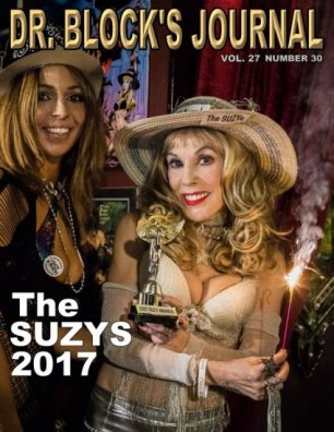 It's The SUZYs! Announcing the 6th Annual DrSusanBlock.Tv Awards for 2017