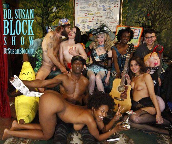 Erotic Anti-Trumpiversary Unchained. Photo: Slick Rick
