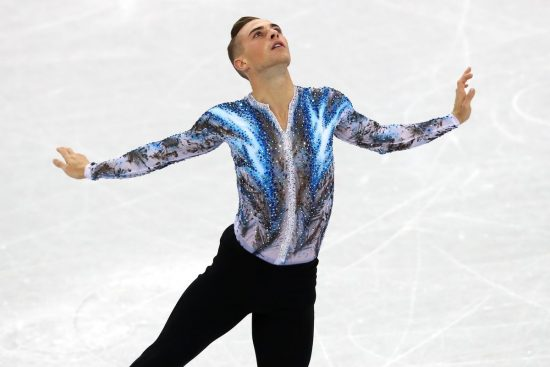 Openly Gay Olympian Adam Rippon has my vote for whatever he wants to run for!