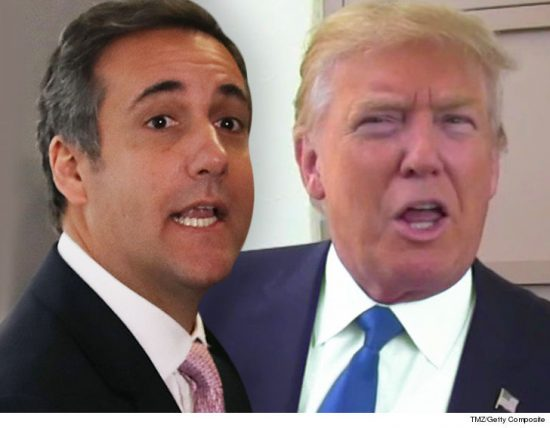 "Separate at Birth? ""Fixer"" Michael Cohen & his beloved Don."