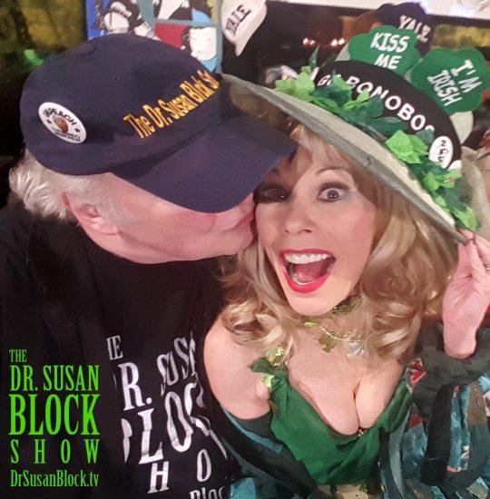 Kiss Me, I'm Irish. Selfie
