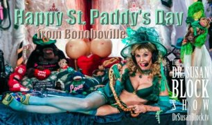 "Get Lucky this St. Paddy's Day, the Bonobo Way; ""Stormy Women"" Now Playing on DrSuzy.Tv 