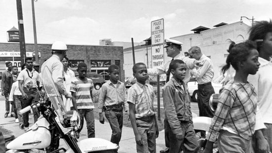 An effective Children's Crusade in 1963, Birmingham, Alabama