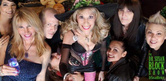 Pre-Show Selfie with World's Greatest FemDoms & Kinksters!