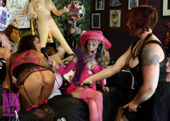 Birthday Flogging from Mistress Kara. Photo: Greg Gorman