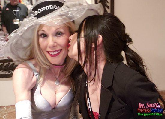 Virgin Kiss. Photo: Selfie