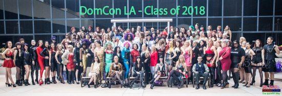 DomCon LA 2018 Mistress Photo by Jux Lii