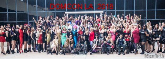 DomCon LA, Class of 2018. Photo: Jux Lii