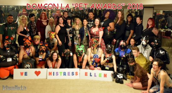DomCon Pet Awards 2018. Photo: Hugo