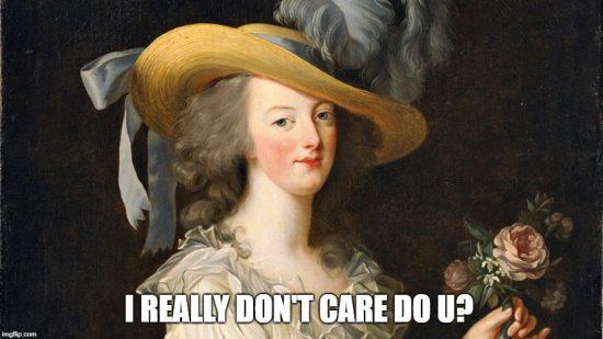 18th Century France's Queen Melania