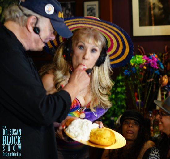 Birthday Splosh Sucking. Photo: Capture It