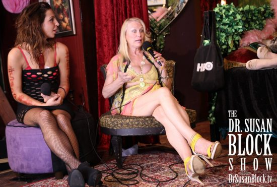 Anne Hunter talks about the relationship between Roe vs. Wade and Sex Work. Photo: Slick Rick