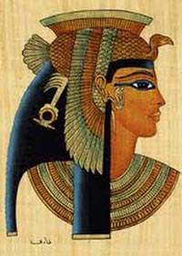 Cleopatra, Whore of the Nile and Great Queen of Egypt