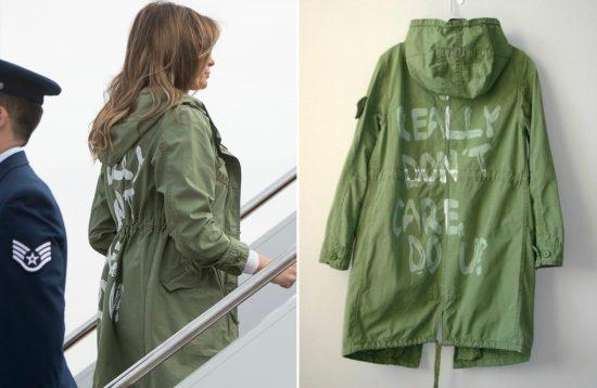First Lady Fashion Statement
