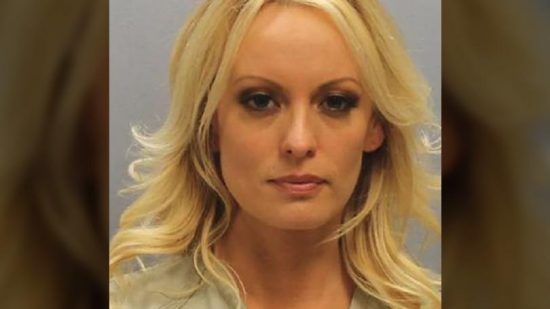 Stormy Daniels: Busted for Nothing in Ohio Set-Up by Trump-Loving Cop.