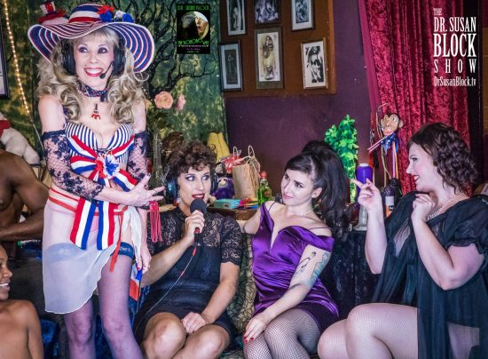 Ladies & Gents, may I present the Hollywood Jane Revue! Photo: Jux Lii