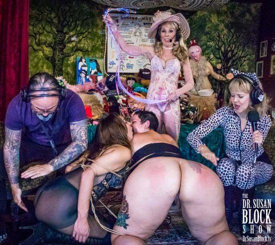 Wild Taboo Sexual Psychodrama (full description furthr down). Photo: Jux Lii