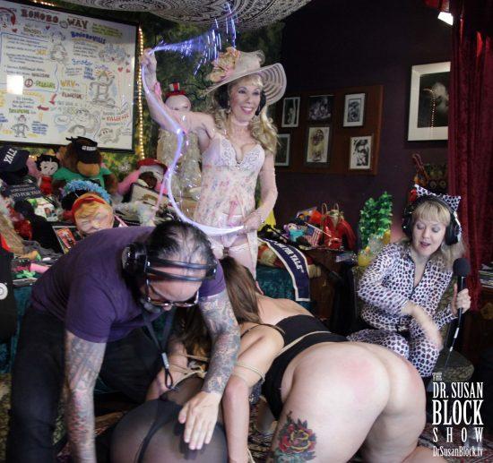 Taboo Spanking Bondage Orgy. Photo: Malik Daniels
