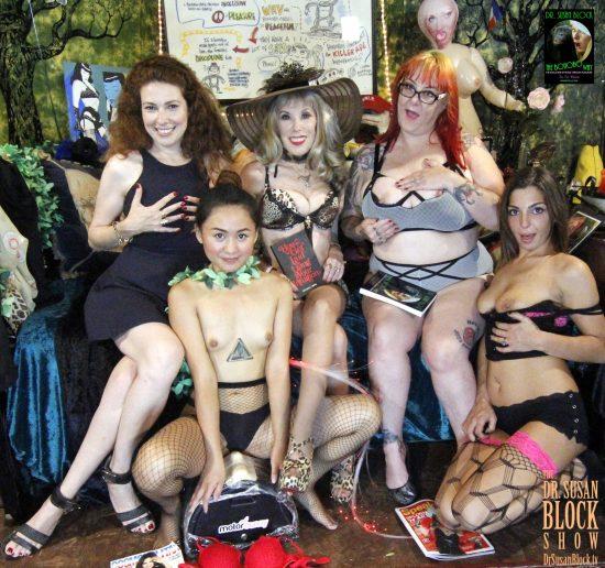 Free the Nipple - Intuitively! Photo: Abe Bonobo