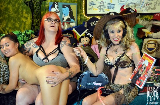 Will this hot spanking make it into our next issue of the Speakeasy Journal? Coming soon... Photo: Hugo Flores