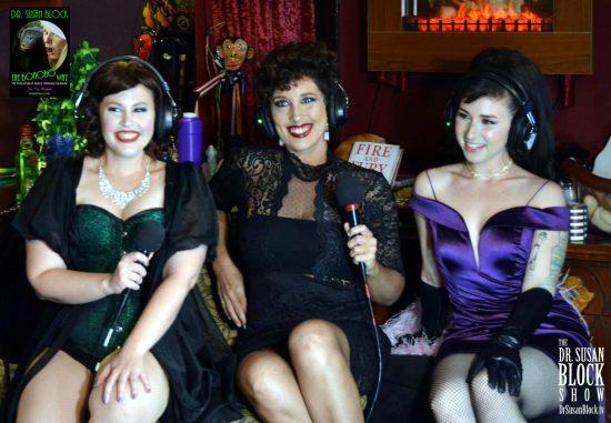 Hollywood Jane Revue in Bonoboville. Photo: Hugo Flores