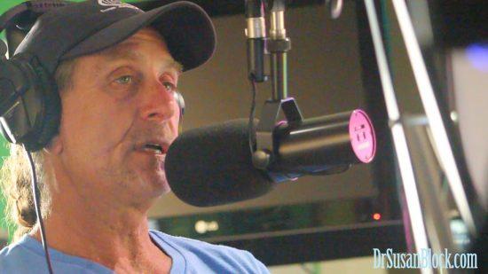 "Radio Shaman Greg Friedman, host of ""Inner Journey"" on KX 93.5 FM. Photo: Abe Bonobo"