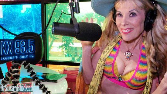 Goin Bonobos on KX Radio. Photo: Max