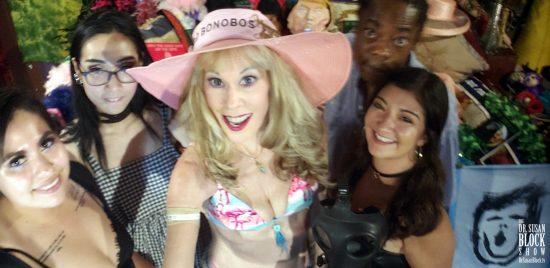 Pre-Show Group Selfie.