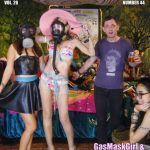 GasMaskGirl & Hot Summer Kink