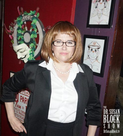 D.A.D. Founder & Director Mistress Tara Indiana. Photo: Zak