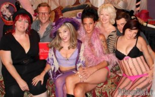 Bawdy Storytelling @ The Speakeasy: Naughty Tales & Naked Tails