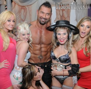 Beauties & The Bautista Wrestle with Desire