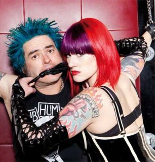 Goddess Soma & Fat Mike of NOFX + Tranny Starrs, Munkey-Barz & More This Saturday!