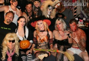 "Halloween Orgy 2012: ""Night of The Fornicating Dead"""