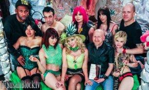 Sex, POT & the P-Spot: 4/20 Celebration, Prostate Exploration & the Cult of Venus Cannabis