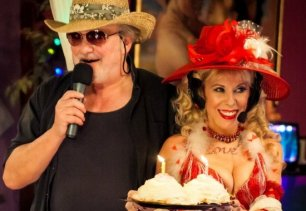 Celebrate Capt'n Max's Bday this Saturday on DrSuzy.Tv + Love on Your Phone 24/7 ❤