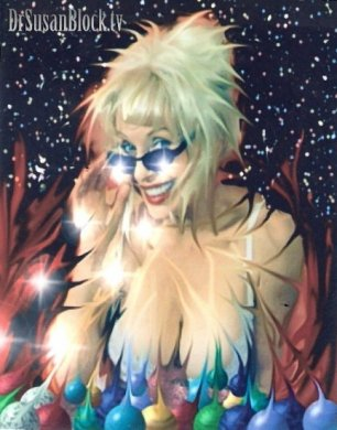 """Winter Solstice in Bonoboville this Saturday on DrSuzy.Tv with Poledancing """"Joy to the World"""" ❤ Peace on Earth ~ Pleasure for All"""