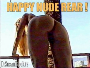 Happy Nude Rear 2015