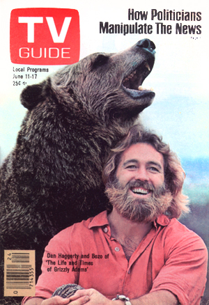 """Dan """"Grizzly Adams"""" Haggerty on DrSuzy.Tv this Saturday & Valentine/Lupercalia Bacchanal Coming 2/14"""