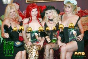 Sweet 'n' Deadly Burlesque + #FreetheNipple Solidarity on DrSuzy.Tv