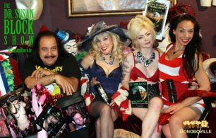 MEMORIAL AMOR with Ron Jeremy, a Mad Masturbation Month Bike Ride & the Oculus Rift