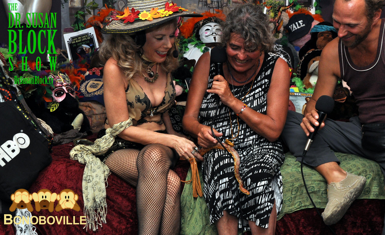 Snake Eve loves Sabine. Photo: RingoShotYou