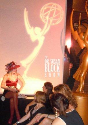 Emmys, Playboy Radio, O Wow Orgasms on DrSuzy.Tv, Clit-Piercings & More!