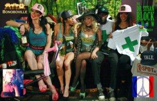 Paris, Yale & the Bonobo Way + the G-Spot of Peace through Pleasure