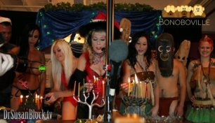 Bonobos on 60 Minutes, Hot-Wax Hanukkah the Bonobo Way + Phone Sex Therapy throughout the Holy-Daze