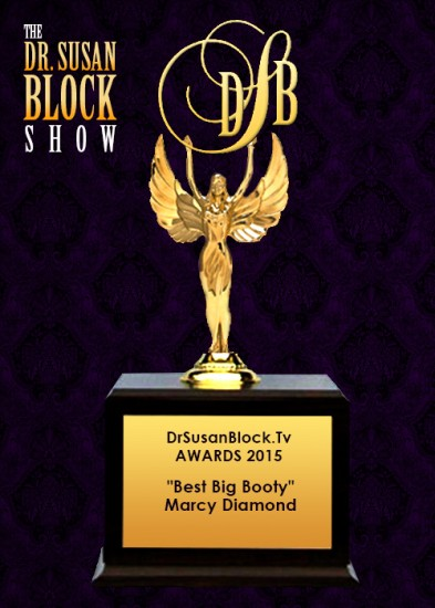 Best Big Booty - Marcy Diamond