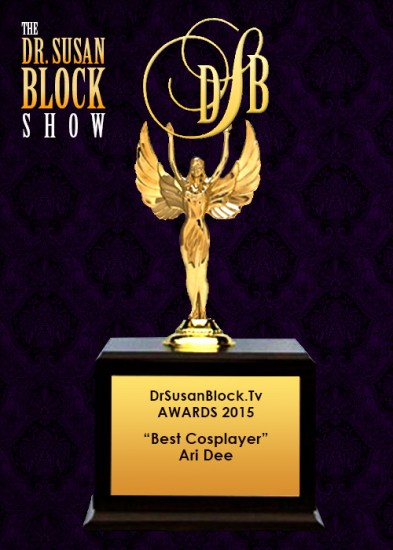 Best Cosplayer - Ari Dee