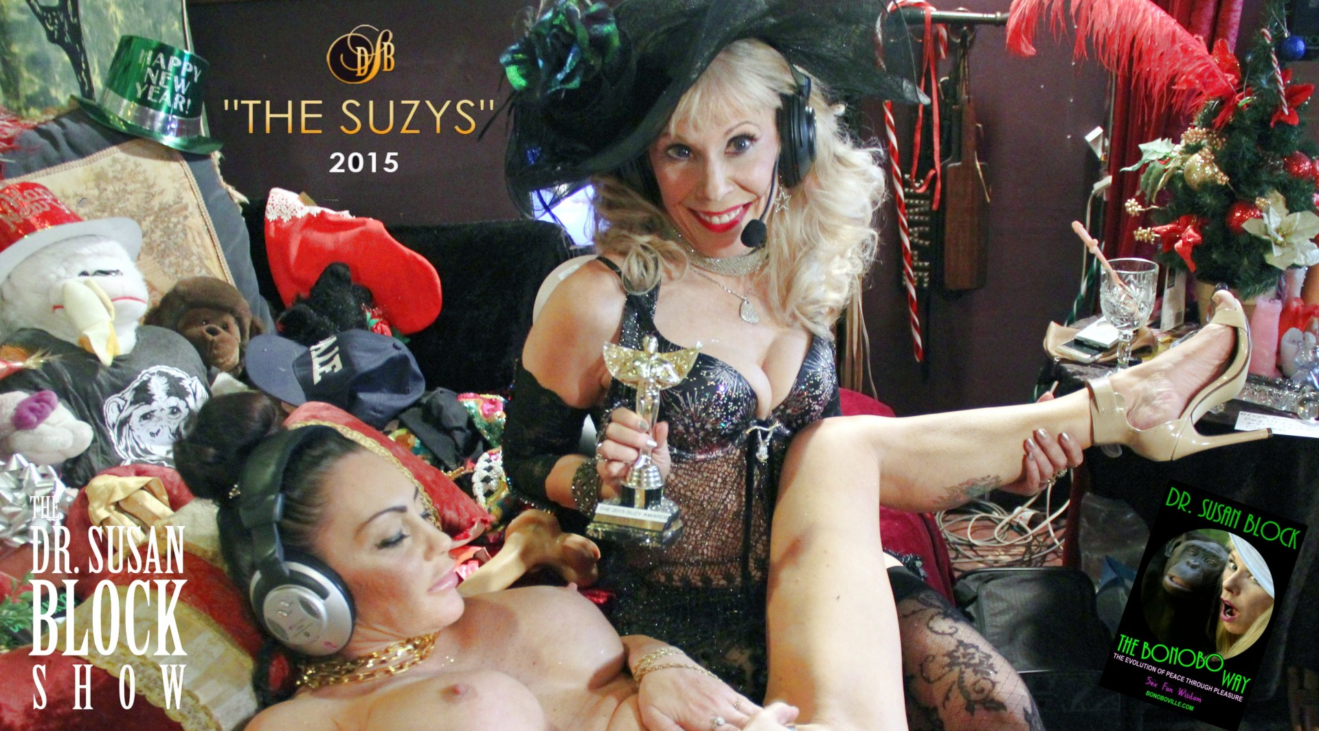 It's The SUZYS! The DrSusanBlock.Tv Awards 2015: And The Winners Are…